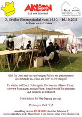 Ritterspektakel 2011