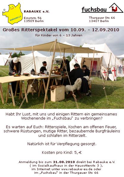 Ritter WE 2010