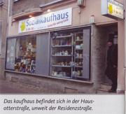 Sozialkaufhaus in Reinickendorf